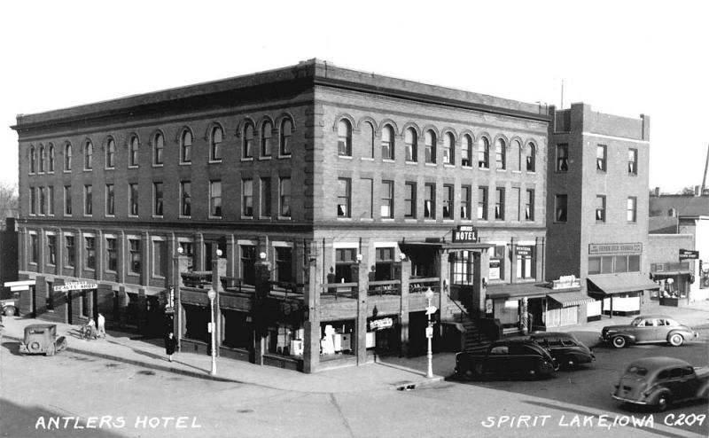 Antlers Hotel 1930s