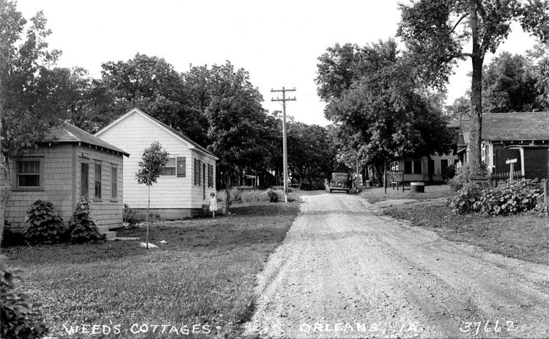 Weeds Cottages 1937