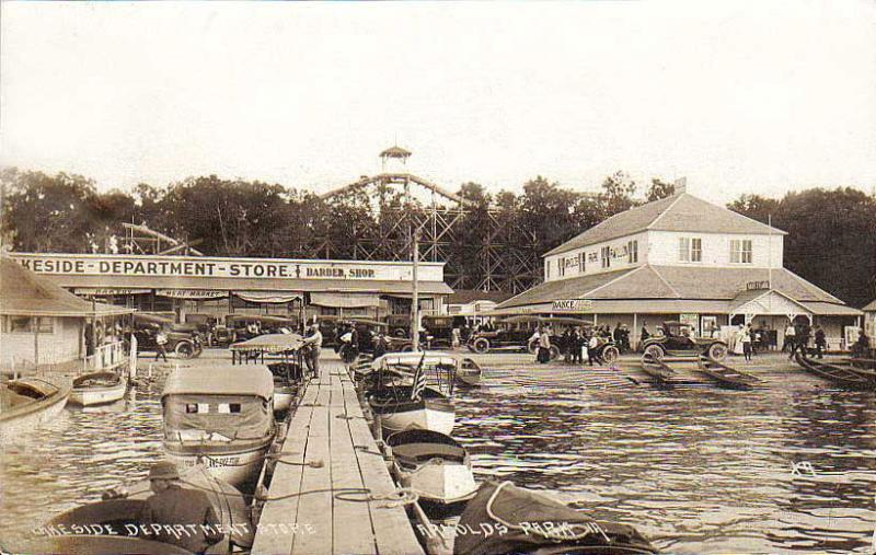 Lakeside Department Store 1917