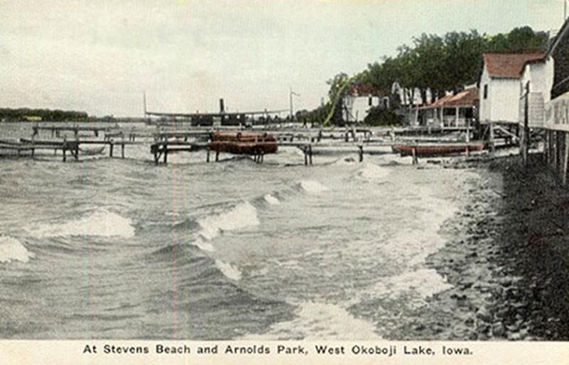 Stevens Beach