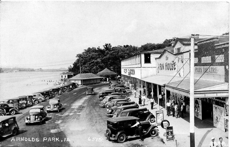 Arnolds Park 1938
