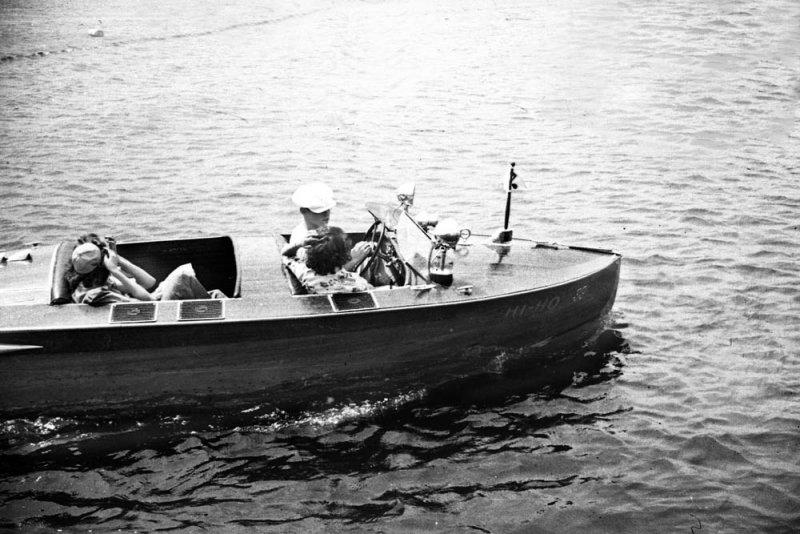 Hi Ho 39 Boat late 1930s