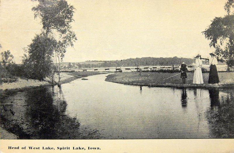 Head of West Lake