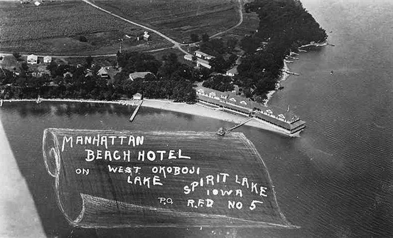 Manhattan Beach Aerial