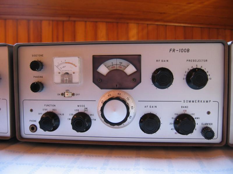 FR 100B early model