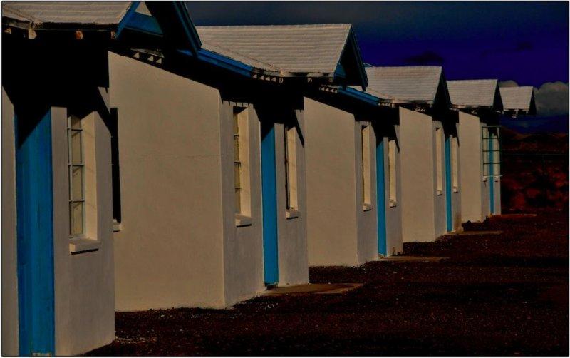 Road Houses, Amboy, California