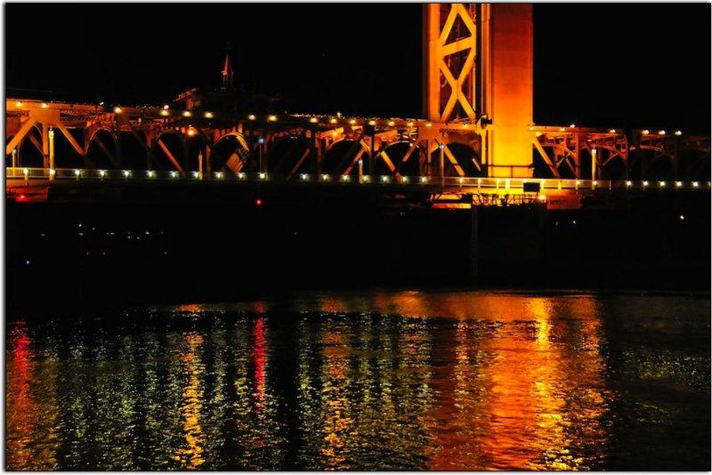Bridge Over the Sacramento River