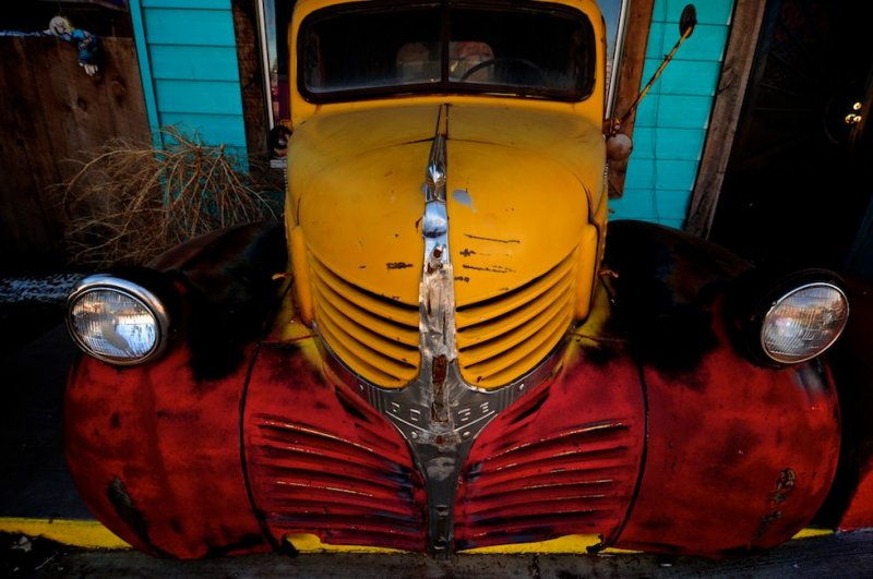 Truck, Seligman