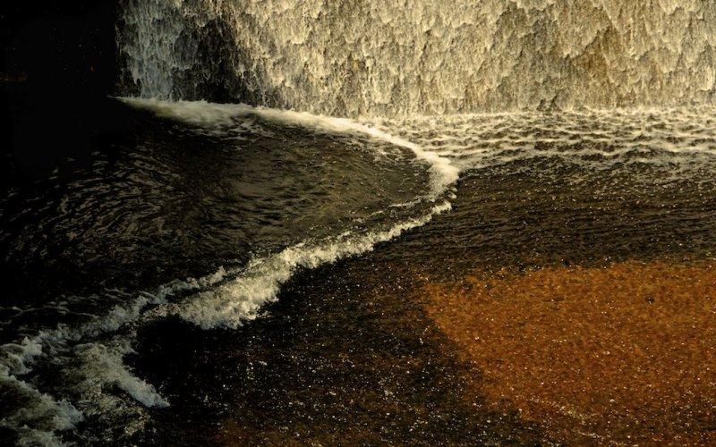 Spillway, Lake Wildwood Reservoir