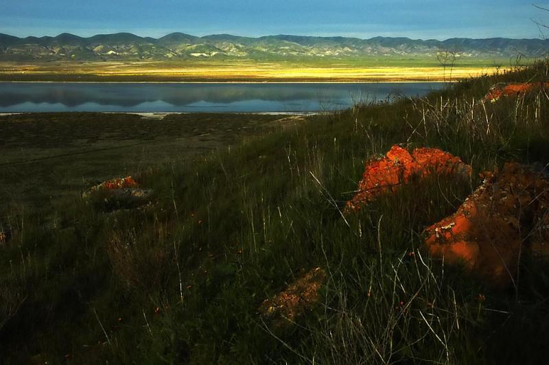 The Carrizo Plain and Soda Lake