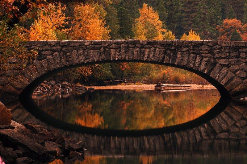 Stoneman Bridge, Yosemite