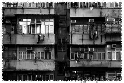 To Kwa Wan - Tenement House