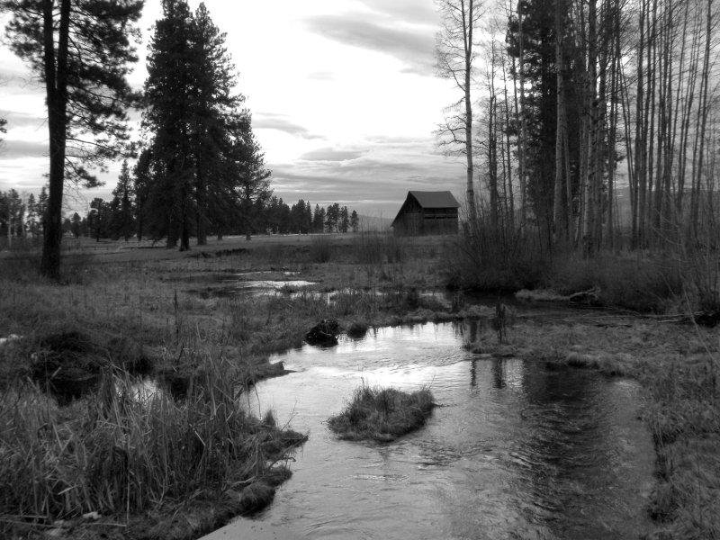 19. The Barn on Crooked Creek