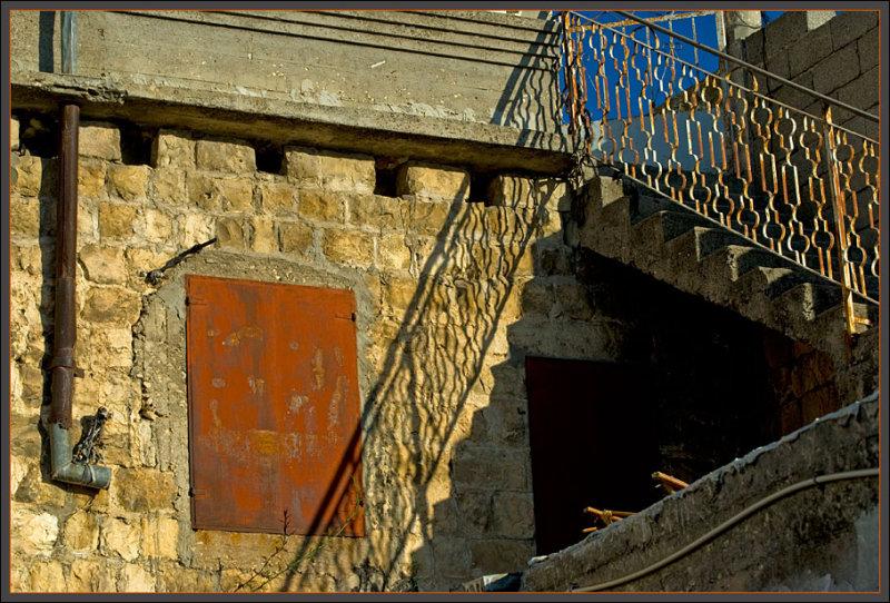 Beit Jann - old houses