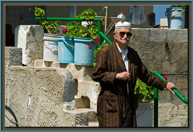 A Druse Gentleman - Dalyat El-Carmel