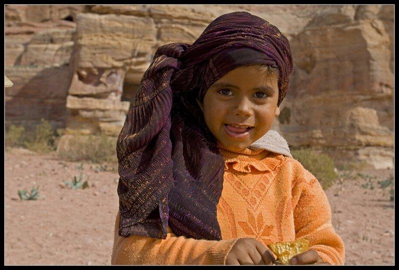 Farach - the rose of the desert