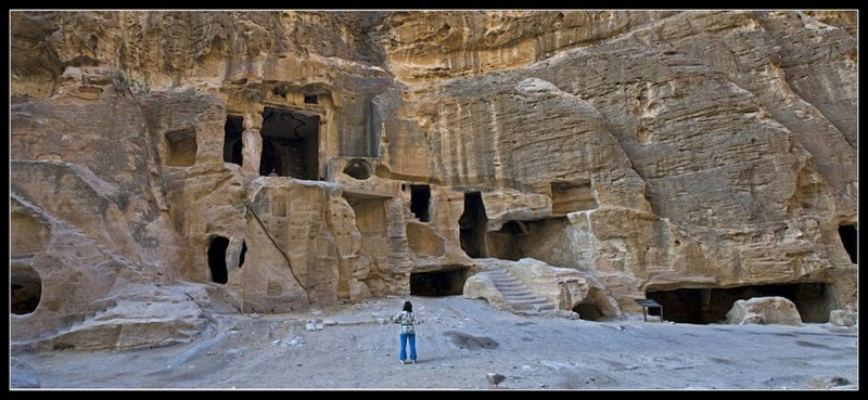 Little Petra (panorama)