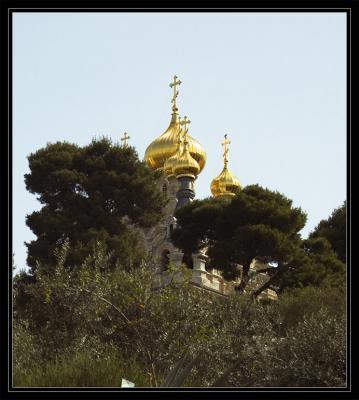 The Russian church