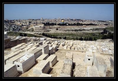 Mt. of Olives graveyard