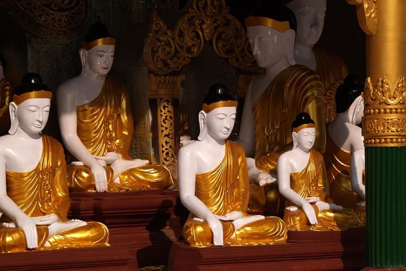 011 - Swedagon pagoda