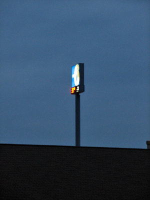 Cheap rooms at the Motel 6