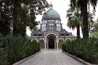 Mount of Beatitudes Chapel