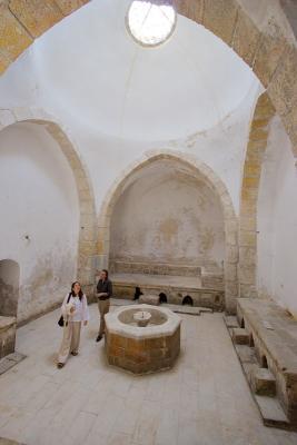 Turkish Bath - Jerusalem