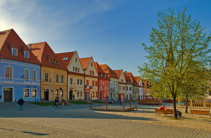 The Great Market Square