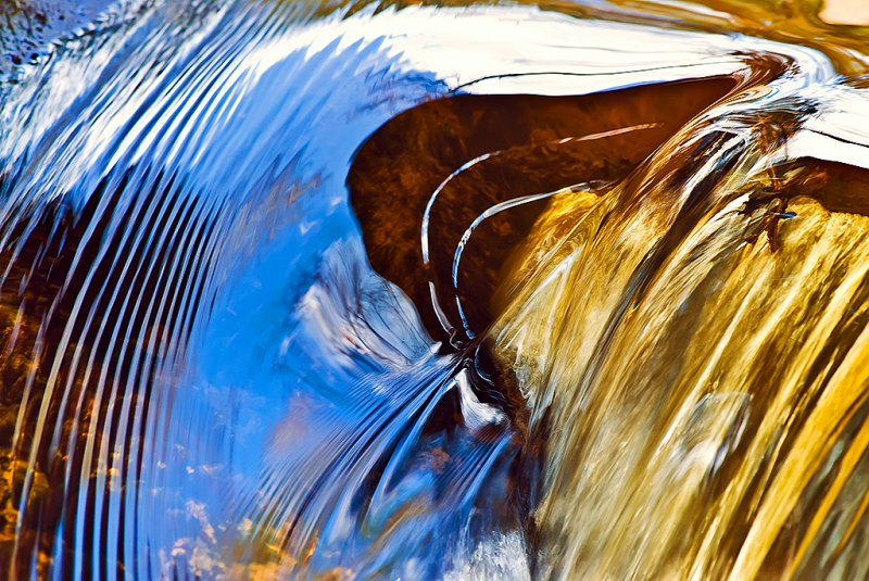 Twirled Reflections