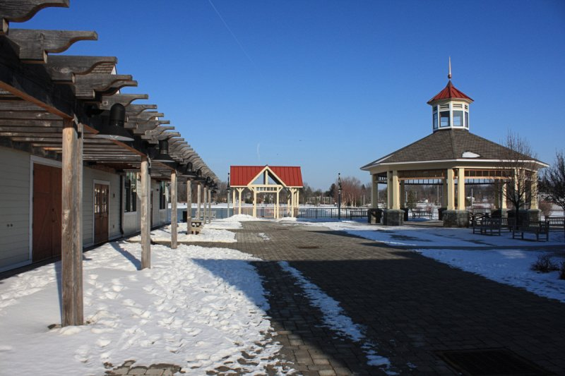 Park Landscape<BR>January 14, 2010