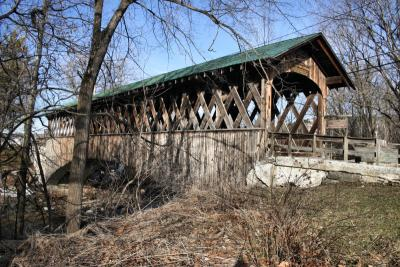 Fox Creek Bridge