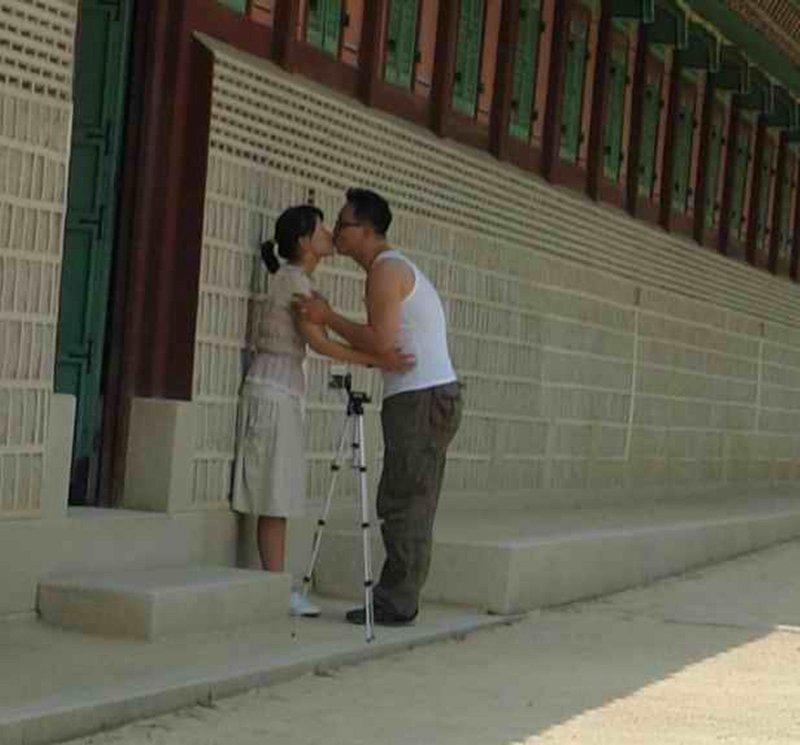 Gyeongbokgung - how cute?!?!
