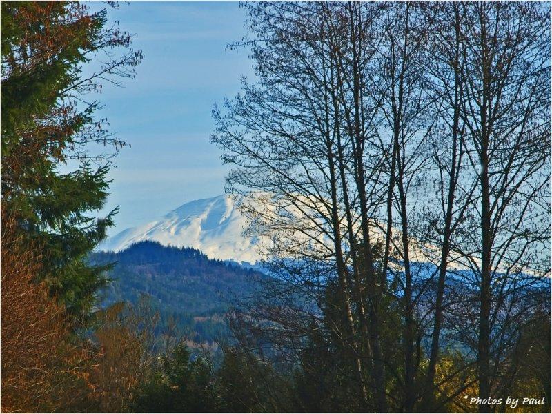 MOUNT ST. HELENS . . .