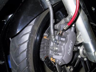 Motorcycle Brake Works