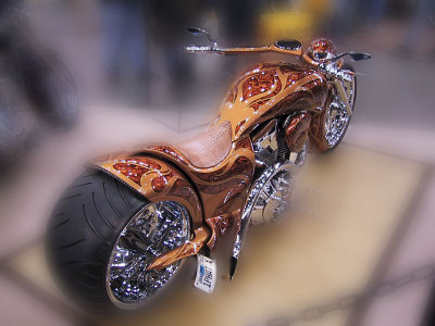 December 7, 2007 - Long Beach International Motorcycle Show