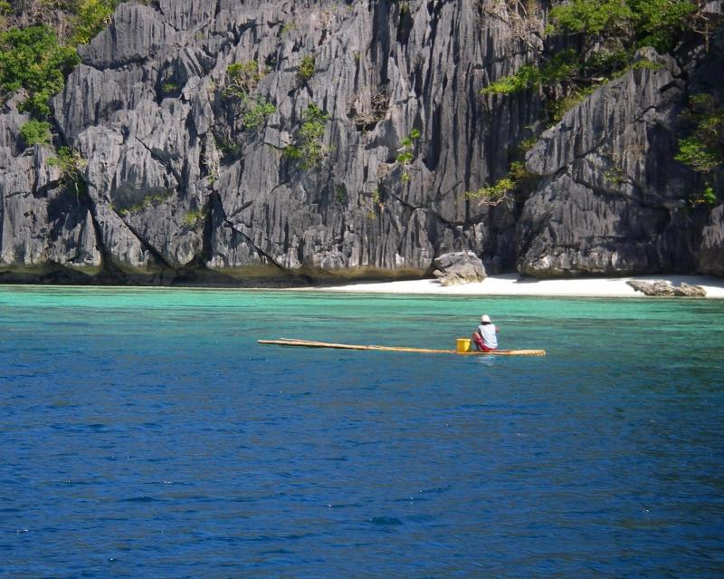 Coron Island, Calamian Islands, Palawan, PHILIPPINES
