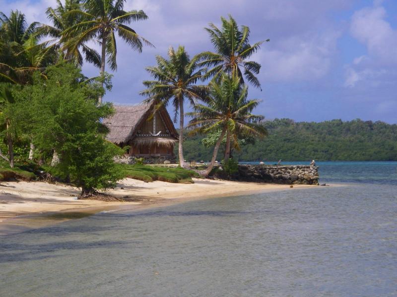 Bechiyal, Yap State, MICRONESIA