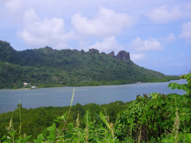 Sokehs Island