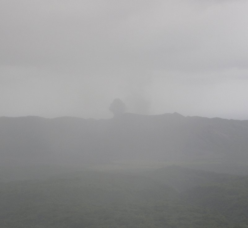 Yasur in the distance