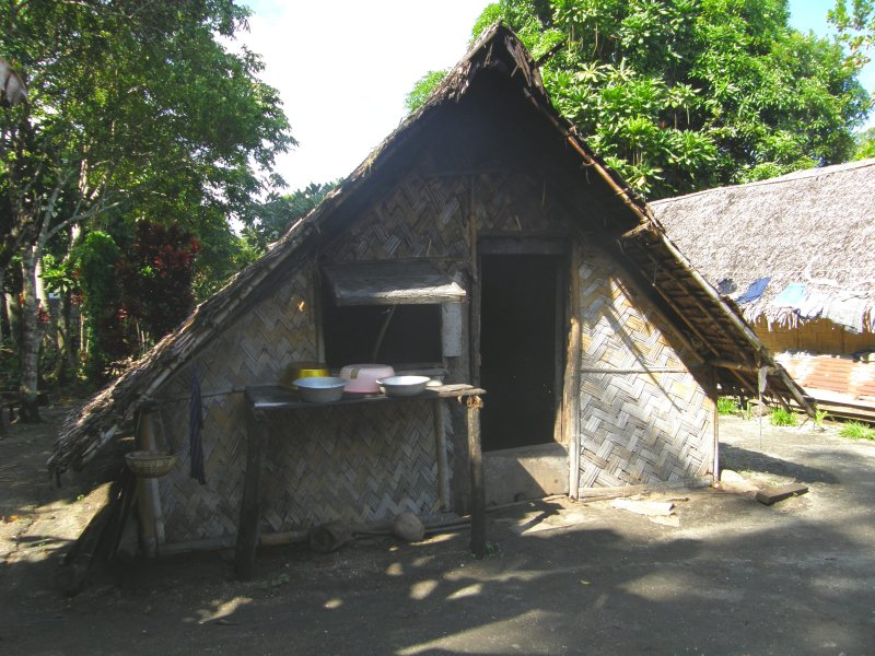 Cooking house