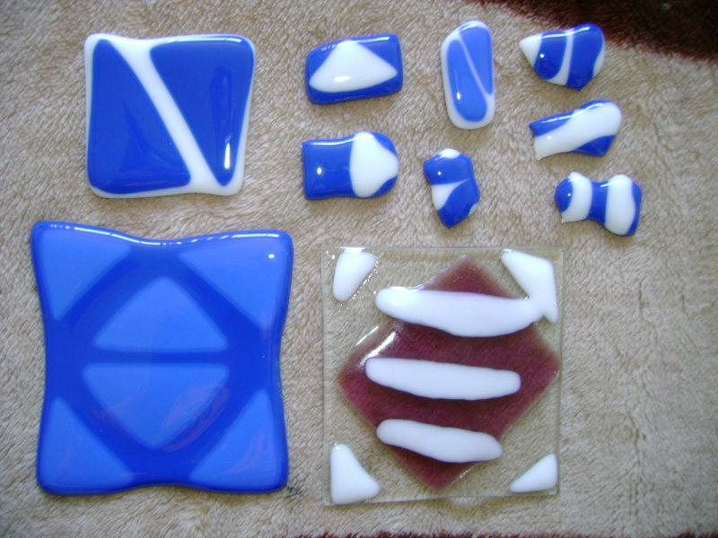 various fused items