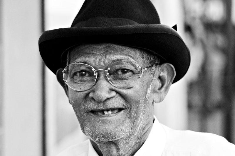 Malagasy elder