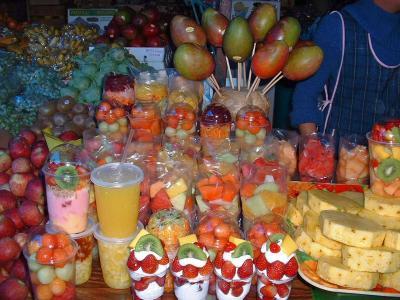 Frutas de colores 1