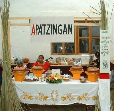 2º Encuentro de Las Cocineras Tradicionales de Michoacán