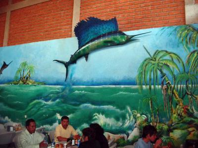 Wall-eyed Sailfish