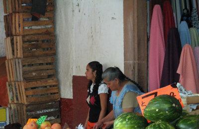 El Mercado de Pátzcuaro