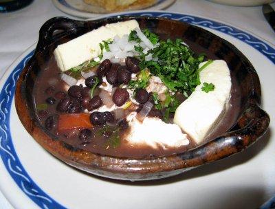Huevos Ahogados—Restaurante El Cardenal