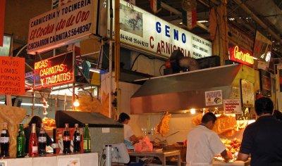 Pigpicker's Paradise, Mercado Medellin,  Colonia Roma