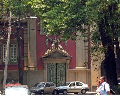 Plaza Río de Janeiro, Colonia Roma Norte