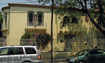 Parque Mexico 5, Colonia Condesa